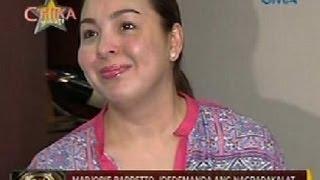 24Oras: Marjorie Barretto, idedemanda ang nagpapakalat ng umano'y photo scandal niya sa internet