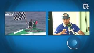 برنامج الديوانية مارينا اف ام - ضيف الحلقة مصطفى دشتي متسابق القوارب السريعه X cat