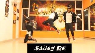 SANAM RE (dance choreography) by Addy | Arijit Singh | new dance video 2016