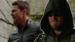 Arrow Season 4 Episode 23 FINALE Trailer Breakdown - Schism