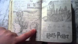 My Book/Journal Part II