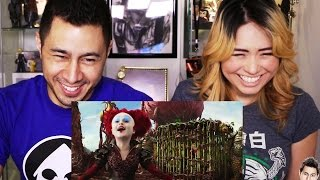 THROUGH THE LOOKING GLASS reaction review by Jaby & Steph!