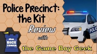 Police Precinct: the Kit Review - with the Game Boy Geek