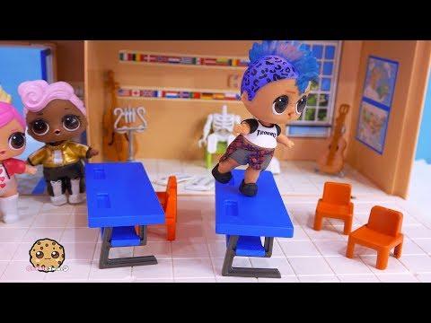 Xxx Mp4 Boy Dancing At School LOL Surprise Toy Cookie Swirl C Video 3gp Sex
