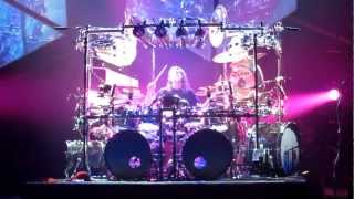 Mike Mangini Drums Solo - Lisbon 2012 (HD)