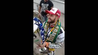 Falubaz Sparta po meczu... ;d 25.09.2016