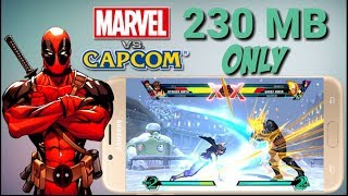 Marvel VS Capcom || Download For Android Psx iso || In Hindi