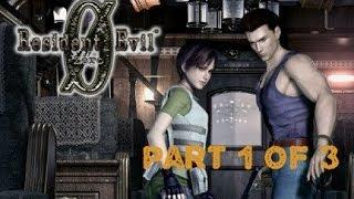 Resident Evil Zero [Part 1 of 3] Full Walkthrough/Gameplay - No Commentary