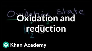 Oxidation and reduction | Redox reactions and electrochemistry | Chemistry | Khan Academy