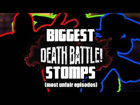 Top 20 most UNFAIR Death Battles by their own logic