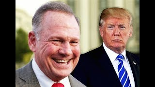 Trump Doubles Down On Accused Child Predator Roy Moore