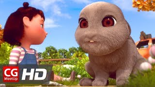 "CGI Animated Short Film: ""Lucky"" by April Rhee 