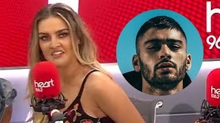 Perrie Edwards Recalls Screaming Airport Fight With Zayn