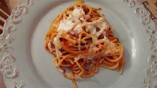 Persian Spagatti | Persian Pasta | ماکارونی