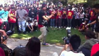 AB Samahan HSC - Lunch Dougie Battle