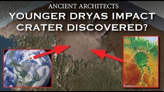 Younger Dryas Impact Crater Discovered in Greenland? | Ancient Architects