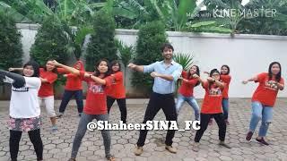 Shaheer Sheikh and SSI Family - JOMBLO DANCE CHALLENGE