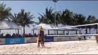La Salle Lady Spikers Uaap Beach Volley Champions