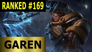 Garen Top - Full League of Legends Gameplay [German] Let's Play LoL - Solo/Duo Ranked #169