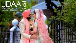 UDAARi feat. Veronica & Amrinder's Sikh Wedding