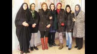 آموزش ماساژ در مدرسه بین المللی ایرانیان آریا توسط استاد فردین مرادی www.ssim.ir
