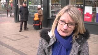 Brighton and Hove public respond to Chancellor George Osborne's budget 2016
