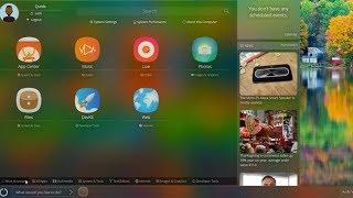 eXtern OS Beta – Windows 10 Style Linux Distro