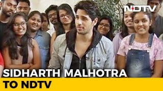Spotlight: Sidharth Malhotra On Living A Fairy Tale