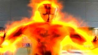 Fantastic Four - Walkthrough Part 3 - Intro: Human Torch