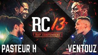 Rap Contenders 13 : Pasteur H vs Ventouz