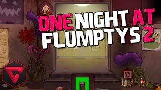 ONE NIGHT AT FLUMPTY'S 2 | ¡La Parodia terrorífica de Five Nights at Freddy's!
