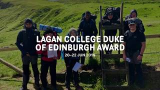 Lagan College Duke Of Edinburgh Award 2019