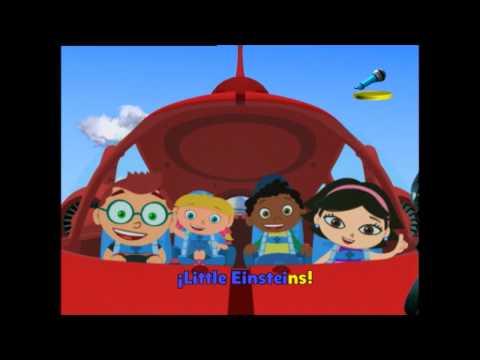 Disney Junior España Canta con Disney Junior Little Einsteins