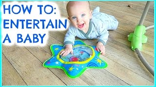HOW TO ENTERTAIN A BABY  (6 MONTHS +)  EMILY NORRIS