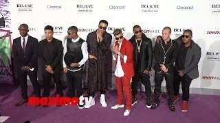"Justin Bieber's ""Believe"" World Premiere Justin Bieber, Usher, Jaden Smith, Kylie Jenner and More"