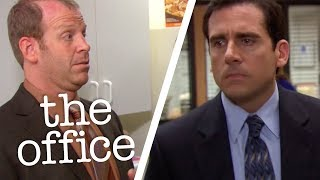 Michael Wasn't Invited To The Retreat - The Office US