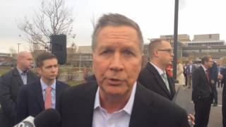 Gov. John Kasich outlines priorities for his final years in office