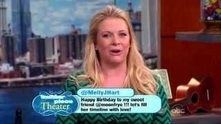 Melissa Joan Hart on New ABC Family Show