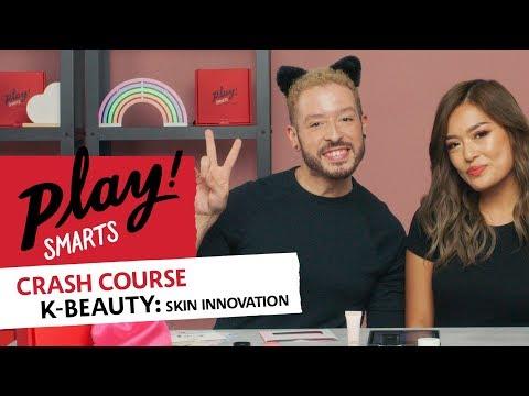 PLAY! SMARTS CRASH COURSE K-Beauty: Skin Innovation
