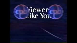 PBS - WNET/CPB Logos (1993)
