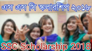 SSC Scholarship Result 2018 | DHAKA Board Scholarship 2018 | How to Check Scholarship result SSC2017