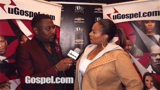Interview: Kierra Sheard Talks New Clothing Line, Current Album and More