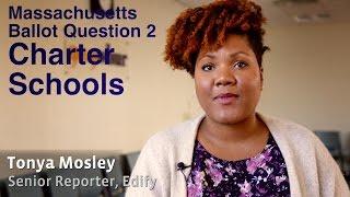 Massachusetts Ballot Question On Charter Schools, Explained