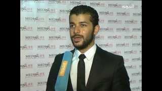 كواليس مسلسل احلى الايام من القاهرة - تراجي ليوم 11-4-2013