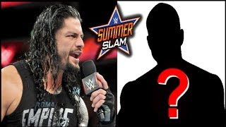 5 Rumored Announcements for Roman Reigns at WWE SummerSlam 2017