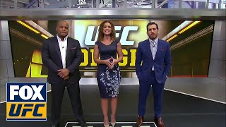 Karyn Bryant, Daniel Cormier & Kenny Florian reflect on best moments from UFC Tonight | UFC TONIGHT
