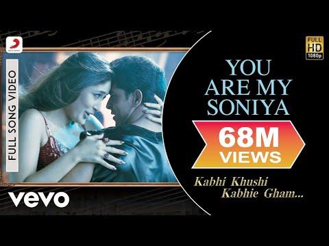 Download K3G - You Are My Soniya | Kareena Kapoor, Hrithik Roshan free