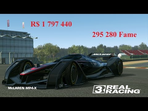 Xxx Mp4 Real Racing 3 McLaren MP4 X Endless Endurance 1000 Km Or 567 Laps Finish Only 3gp Sex