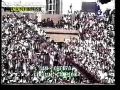 Campaña de San Lorenzo en Primera B 1982 Parte 2