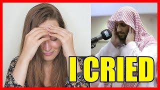 Christian Girlfriend Reacts to Muslim Azan vs Christian Azan (She Cried!)